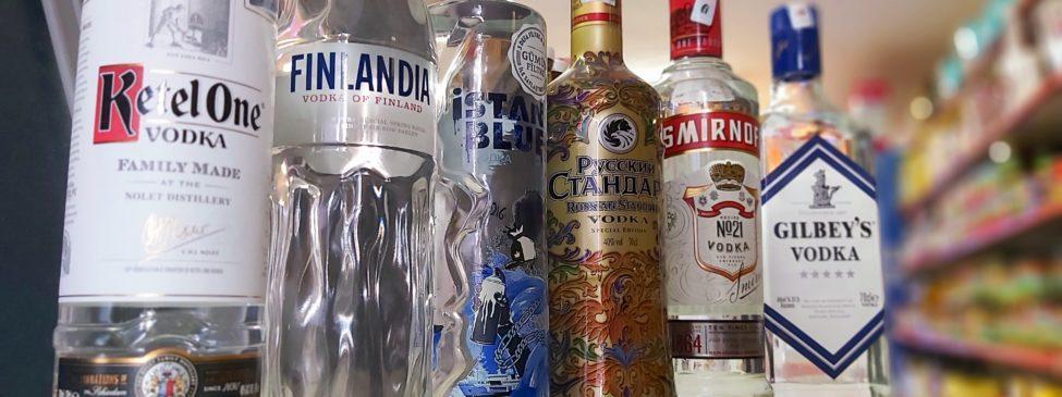 Votka Fiyatları Zamlı 2020