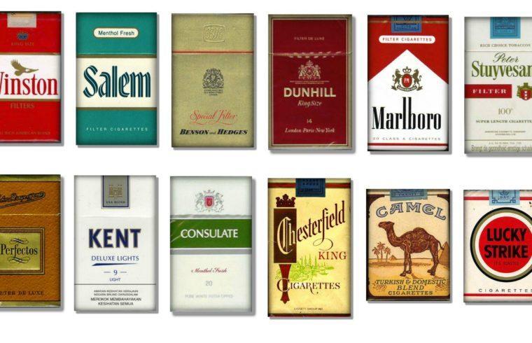 Eski Sigara Paketleri