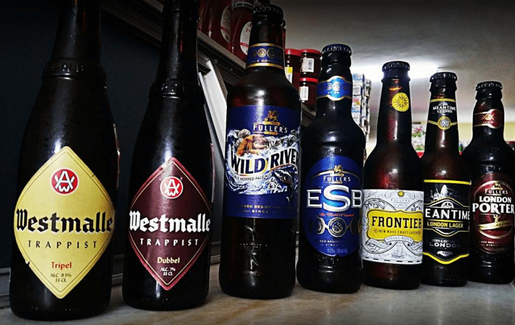 Craft Bira Çeşitleri